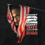 Spate Radio x Coast2Coast Mixtapes Vol 341 hosted by Joey Badass