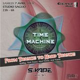 S-Kape - Live At Studio Saglio (Time Machine 07-04-18)