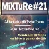 BTR - MiXTuRe #21 - DJ Narkotik - Re No