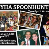 Two-Spirit and Youth Advocate Layha Spoonhunter