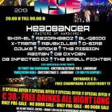 Dj Djuke vs Dj Smog Live @ New Years Eve 2013 - Landgraaf