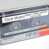 Oscar Mulero - Live @ Cassette Babia Club,Madrid (1989) Inicios OM - Parte#2