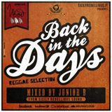 Back In The Days | PromoMix | Mixed by JUNIOR_B |