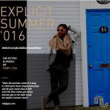 EXPLICIT SUMMER '016