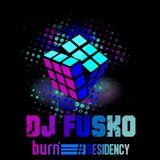 Burn Residency 2017 - Dj Fusko