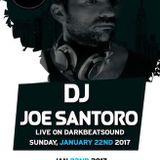 Joe Santoro Live on Dark Beat Sound London