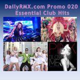 DailyRMX.com Promo 020 Essential Club Hits