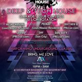 DJ SHY LOVE2HOUSE PROMO MIX