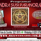 Programa Sandra Susi Paranormal 09.08.2017