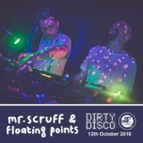 Mr. Scruff & Floating Points DJ Set - Dirty Disco x Set One Twenty, Leeds 2018