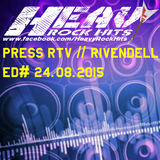 HEAVY ROCK HITS - RIVENDELL RADIO PRESS - PRESS RTV - ED# 24.08.2015