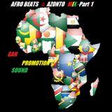 AFRO BEATS MIX - Feat-St Da Gambian Dream.WhizKid,P .Square,D'Banji,Baddibunka,Manding Morry-2013