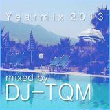 Yearmix 2013 - Mixed by DJ-TQM
