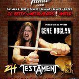 Metalheads United 333 - Gene Hoglan