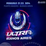 Chris Schweizer - Live At Ultra Music Festival, Day 2 (Buenos Aires) - 22-Feb-2014