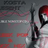 Greek Pop & Rock Vol.1 ( Double NonStop CD ) By Dj Kosta