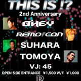 THIS IS !? After Hours Live Mix 2013.11