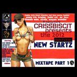 Crissbiscit's New Startz Reggae Dancehall Mix