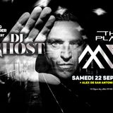 Alex De San Antoni , Play @ The Place MSE retro Ghost 22 sept 2018