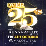 Over 25 - Promotional Mix 4.10.19 @ Makoto Walsall
