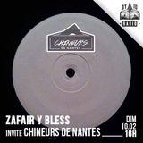 ZAFAIR Y BLESS - #11 - CHINEURS DE NANTES - 10/02/2019 - RADIODY10.COM