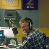Noel Edmonds sits in for Johnnie Walker on BBC Radio 2 Drivetime for the last time 3rd October 2003