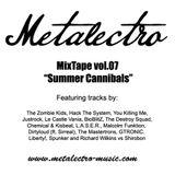 Metalectro MixTape vol.07 - Summer Cannibals [Jun 2011]