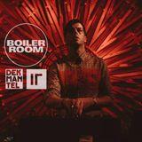 Dixon - Live @ Boiler Room, Dekmantel x IR [21.06.2015.]