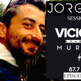 Jorge N // VICIOUS RADIO MURCIA // EPISODE 001