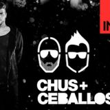 Chus and Ceballos - inStereo! 136 (B2b with Rafa Barrios) Recorded Live from Space, Miami - 19-Feb