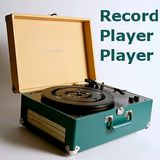 Record Player Player