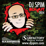DJ Spim BLKOUT 2014 Drum & Bass Rinse Out