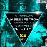 DJ K.I.K.O. Exclusive mix 02.03.2015