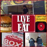 'Live to Eat' - Belgrade Life Radio | #StreetFood Trolls & Tinderboxes