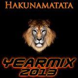 Hakunamatata - French Yearmix 2013