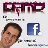 La hora más dinámica. 28 Noviembre. Alejandro Martín. La Fresca FM. Sábados-Domingos 14-16h