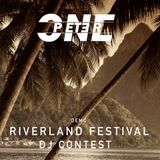 Peter One - Riverland Festival Demo DJ Contest