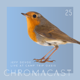 Chromacast 25 - Jeff Devoe - Live at Camp Trip: Oasis