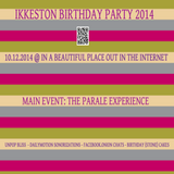 The Parale Experience: IKKESTON BDAY PARTY 2k14 DJ SET
