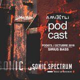 POD073 Sirius Bass