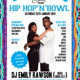 Hip Hop'N'Bowl 25.01 Bloomsbury Lanes