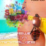 Andrewboy & Manic N - Live @ Club Wave Velence 2013.08.10.