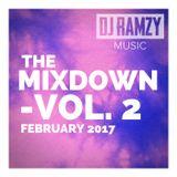 DJ Ramzy - The Mixdown Vol. 2 (Feb 2017)