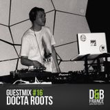 Guest Mix DnbFrance #16 - Docta Roots
