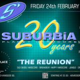 Pressure - Suburbia The Reunion