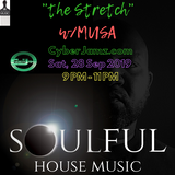 The Stretch w/DJ Musa CyberJamz Live stream archive from Columbus, GA 9-28-2019 9 pm - 11 pm