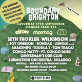 Boundary Brighton Mix competition – B.Russ