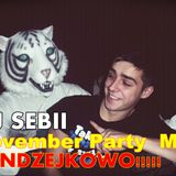 DJ Sebii - November Party MiX