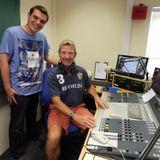 James 'JP' Pearce - Michael Swain on Brooklands Radio (13.06.2015)