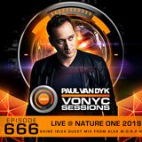 Paul van Dyk's VONYC Sessions 666 - Live from Nature One 2019 & Alex M.O.R.P.H. SHINE Guest Mix